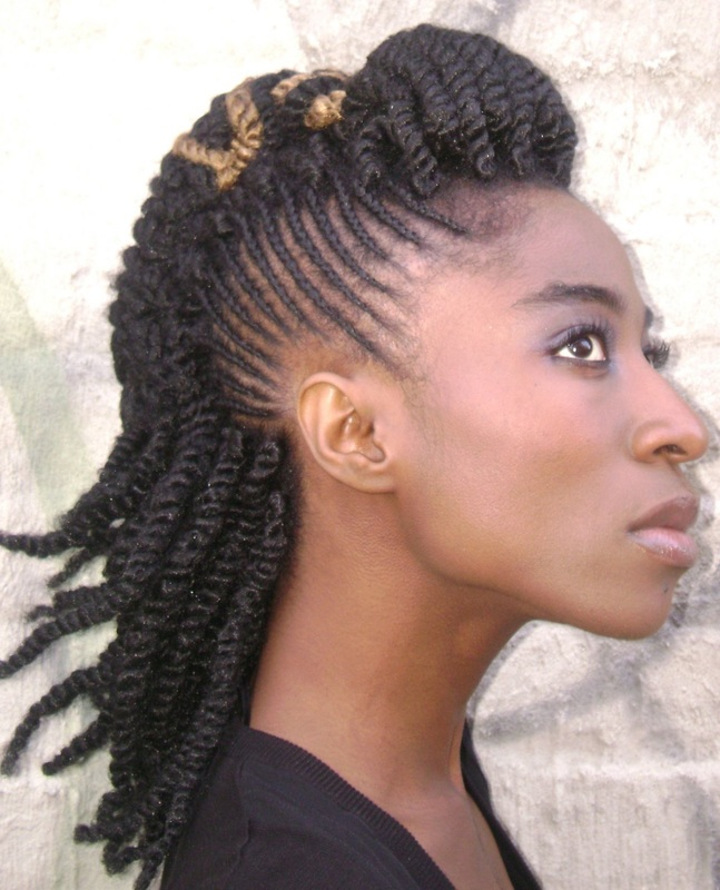 braided & Twist styles